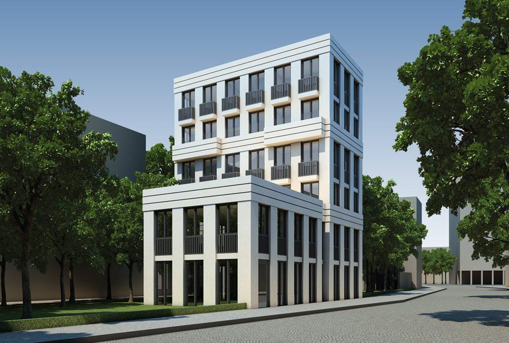 LIT | Boardinghouse für eine Stiftung