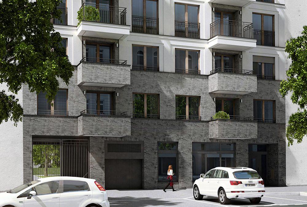 S18 | Wohnungsneubau in der Schlüterstraße